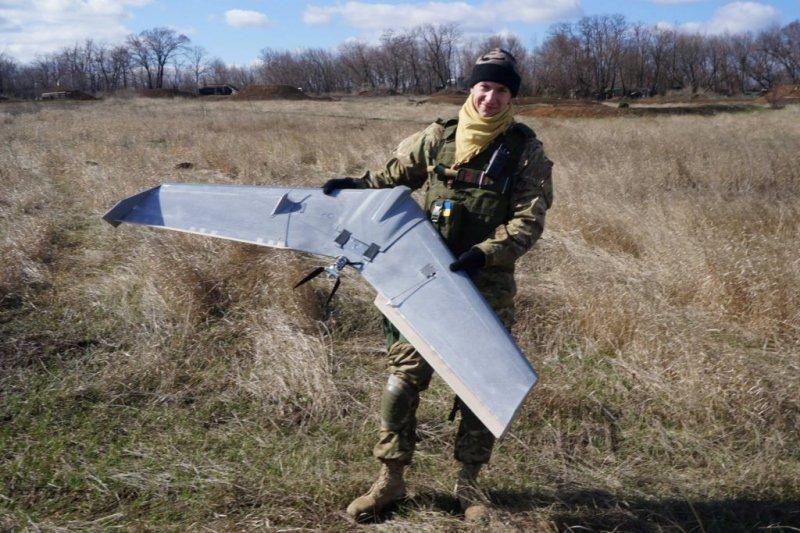 Українські розробники створили БПЛА «Катана» з радіусом дії 25 км