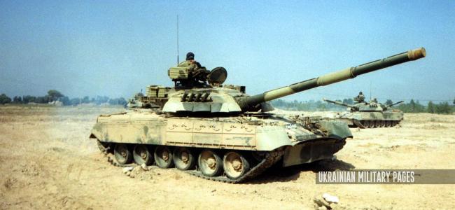 IDEX-2017: ДК «Укрспецекспорт» поставлятиме до Пакистану танкові приціли та ремонтуватиме Т-80УД