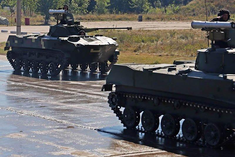 Україна планує замовити до 100 танків за держоборонзамовленням у 2017