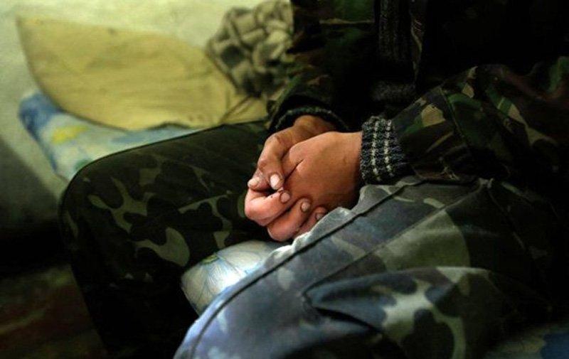 Українські спецназівці, яких звинуватили у вбивстві Гіві, з лютого знаходяться в полоні у сепаратистів