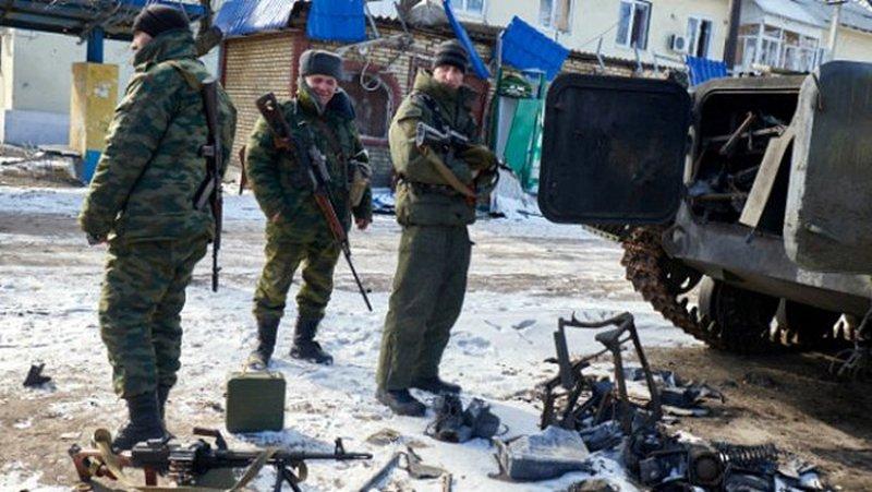 Російські бойовики на Донбасі розпродують свою зброю цивільним