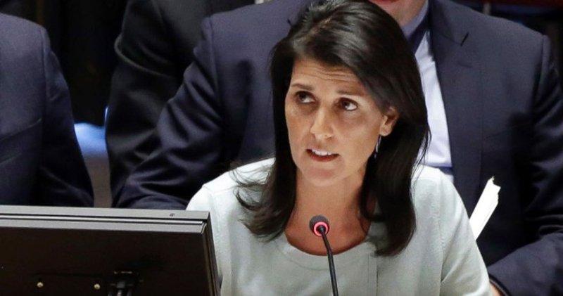 США в ООН звинуватили Росію в причетності до військових злочинів в Сирії