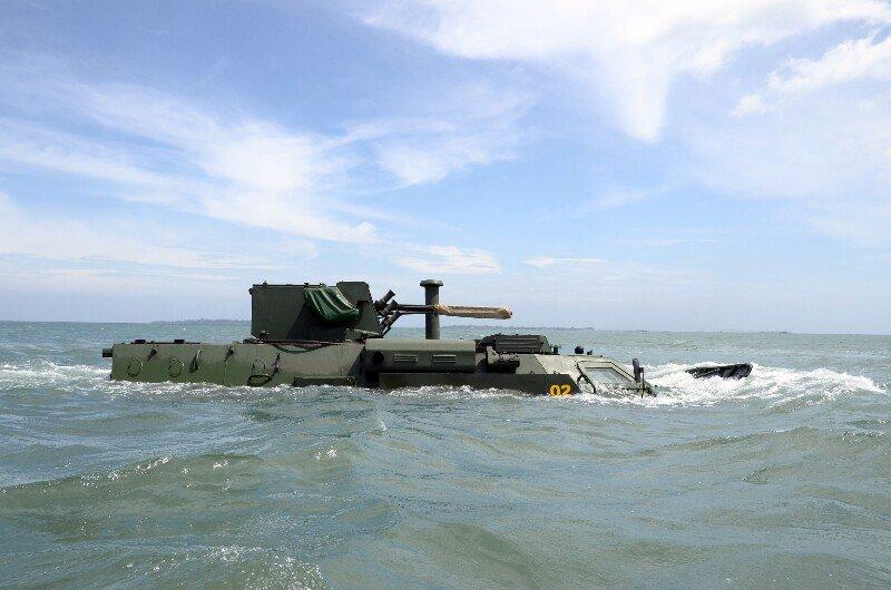Морська піхота Індонезії можливо відмовляється від подальших закупівель українського БТР-4