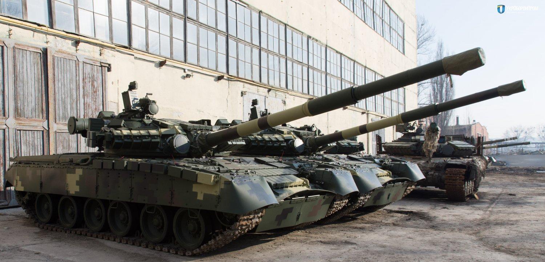 Як «Укроборонпром» перевіряє танки перед відправкою до Зброєних Сил України