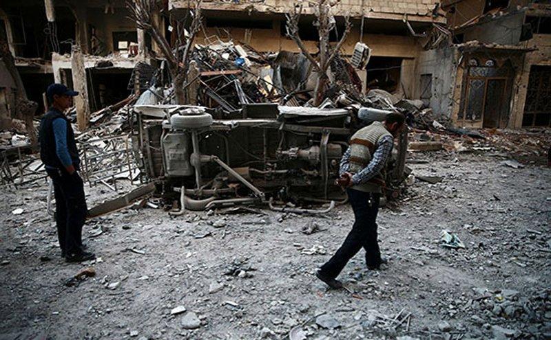 У Сирії загинув російський військовий