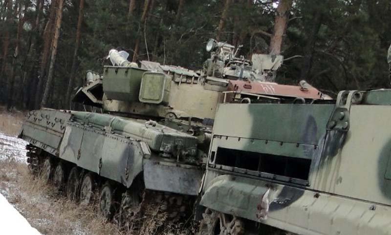 Особливості Об'єктів 478ДУ і 478ДУ1 (танки Т-80УД), запропонованих Україною на тендер в Пакистані