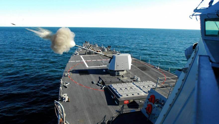 Американський флот стрілятиме по-новому