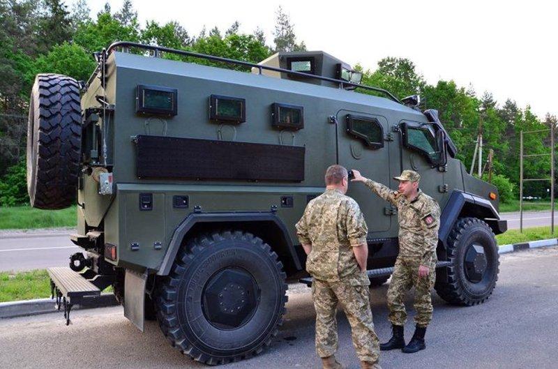 ТОВ «UKRAINIAN ARMOR» розробляє нову мобільну міномету систему