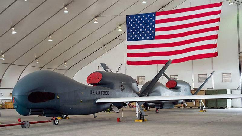 Американці вперше застосували в Іраку ударні безпілотники Gray Eagle