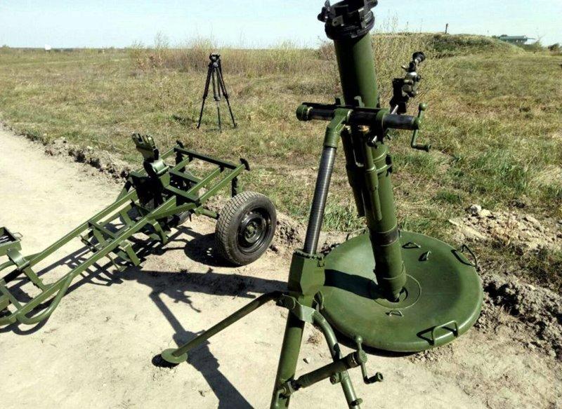 «Маяк» представив військовим вітчизняний РПГ та провів тактичні стрільби всього свого озброєння