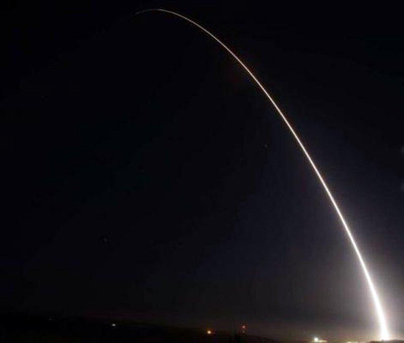 США випробували міжконтинентальну «ядерну» ракету