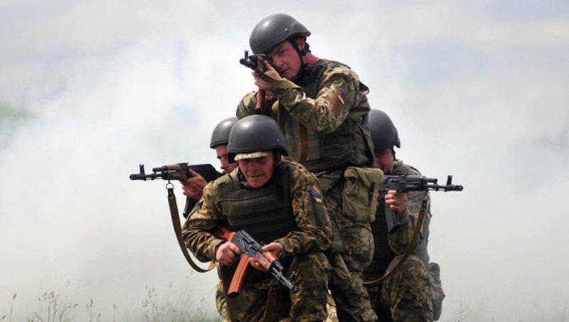 У Херсонській області пройдуть військові навчання