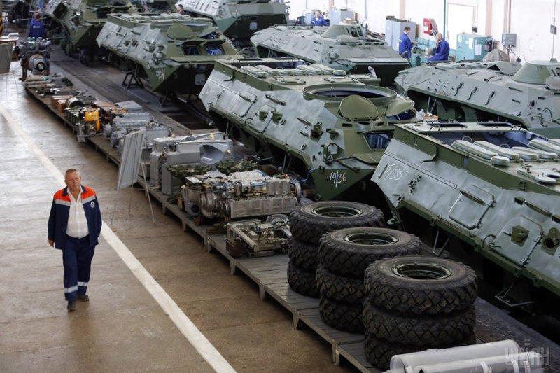 Україна практично повністю імпортозамістила військову продукцію з Росії — Мінекономрозвитку