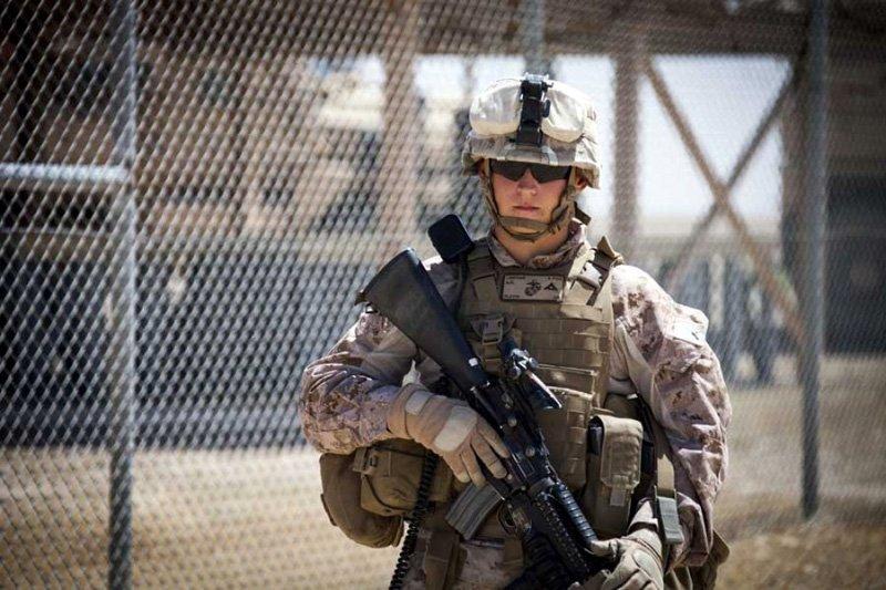 США повернули морпіхів в Афганістан