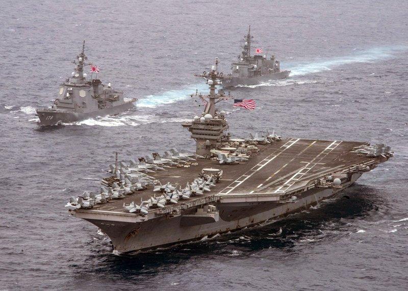 Відповідь КНДР: В японському морі починаються безпрецедентні навчання