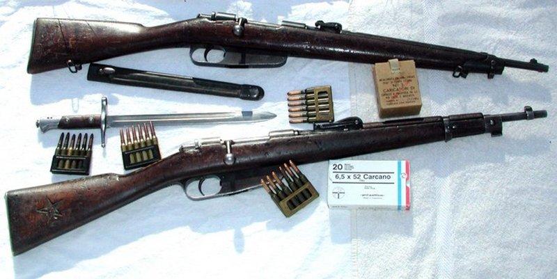 Carcano M1891: Гвинтівка, яка двічі ставала популярною