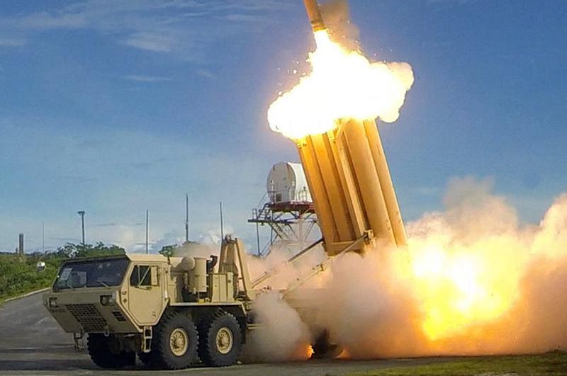 Американська система ПРО в Південній Кореї готова до перехоплення ракет