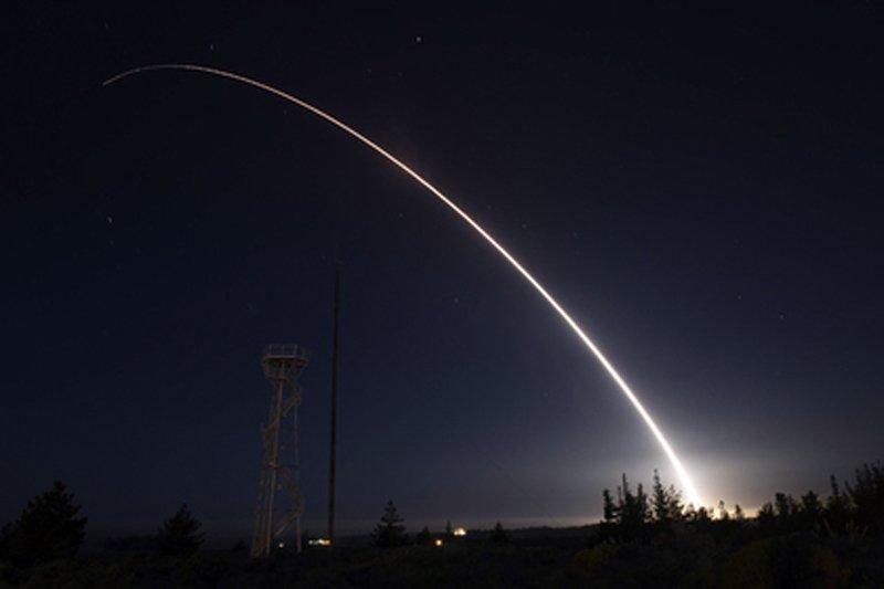 У середу США запустять міжконтинентальну балістичну ракету