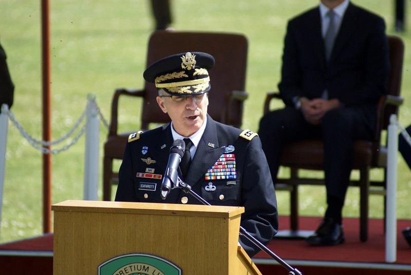 Генерал США заявив про необхідність посилити війська у Європі для стримування агресії РФ