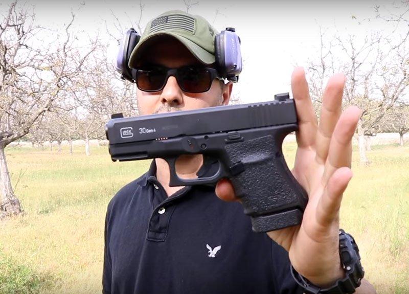 Битва пістолетних калібрів