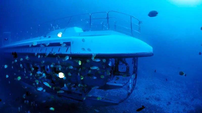 У РФ розробляється підводний човен сейсмічної розвідки