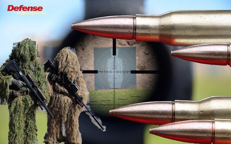 Що стоїть за закупівлею американських патронів для українських снайперів?