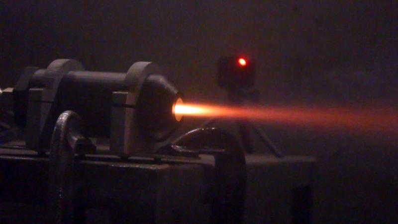 Інженери випробували пластиковий ракетний двигун