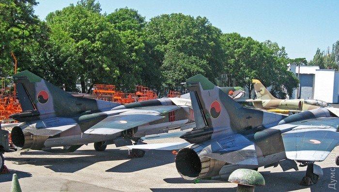 Ангольська справа Одеського авіаційного: заводчан підозрюють в крадіжці винищувача