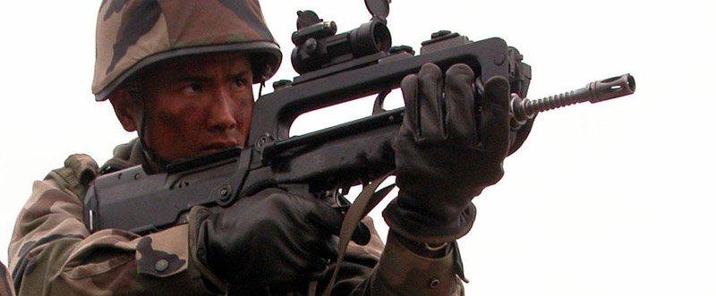 Французька армія озброюється «німцями»