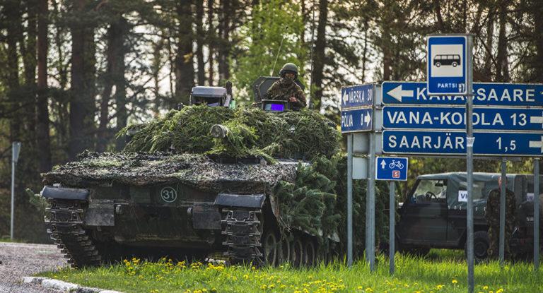 """День Перемоги Естонія відзначить масштабними навчаннями НАТО """"Весняний шторм-2017"""