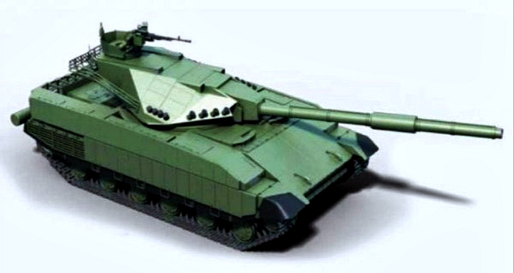 """Раціональна версія модернізації танка Т-64 – """"T-Rex"""" здатна позмагатися з """"Арматою"""""""