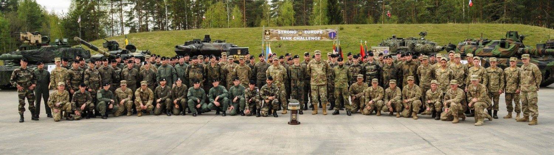 Український танк Т-64БМ викликав справжній ажіотаж на Strong Europe Tank Challenge 2017