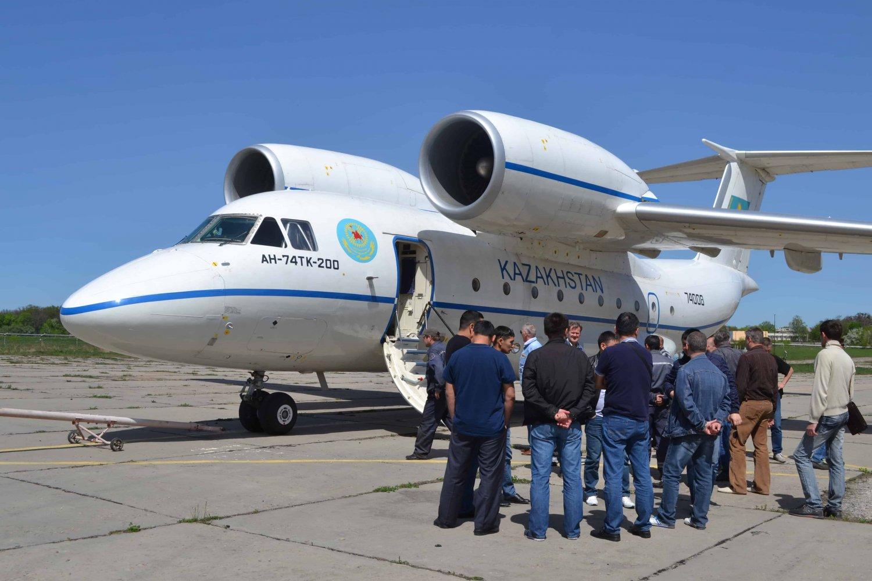 Харківський авіаційний завод відновив роботу