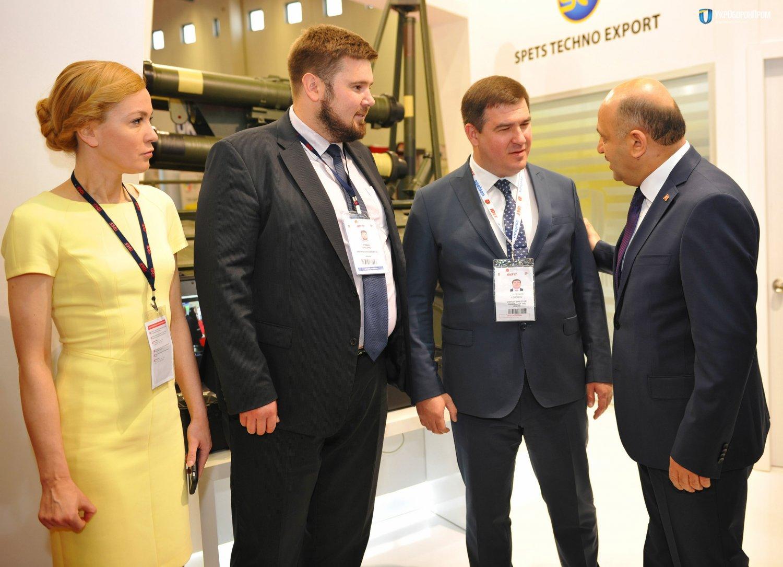 """Турецький прорив """"Укроборонпрому"""" – підсумки виставки IDEF-2017"""