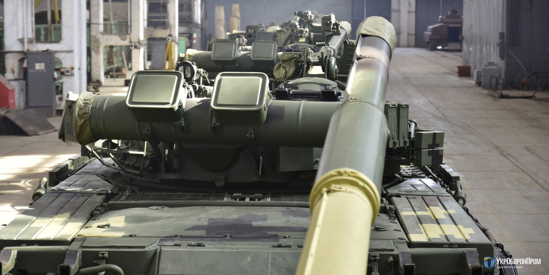 """""""Укроборонпром"""" підготував для десантників чергову партію """"летючих"""" танків Т-80 – відео випробувань"""