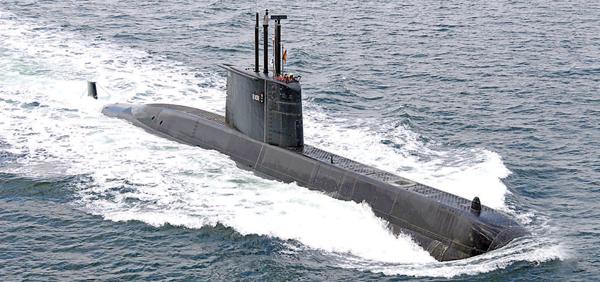 Чи потрібен Україні підводний флот?