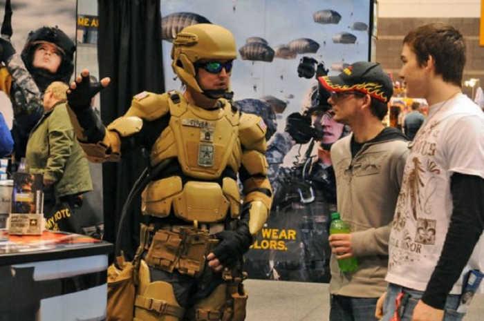 Броньований екзоскелет TALOS офіційно перейшов на стадію складання