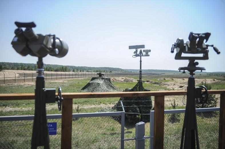 Держприкордонслужба повідомляє про завершення облаштування «Стіни» в Харківській області