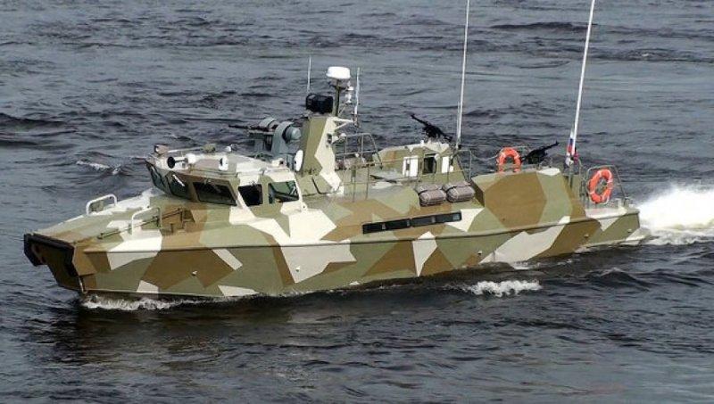 Чорноморський флот поповнився двома «Рапторами»