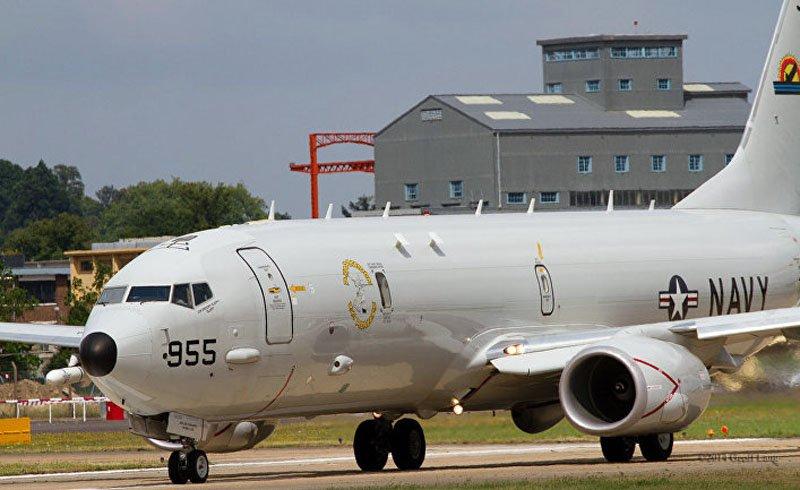 Чому Росія і Китай побоюються американського вбивцю субмарин — літак P-8 Poseidon