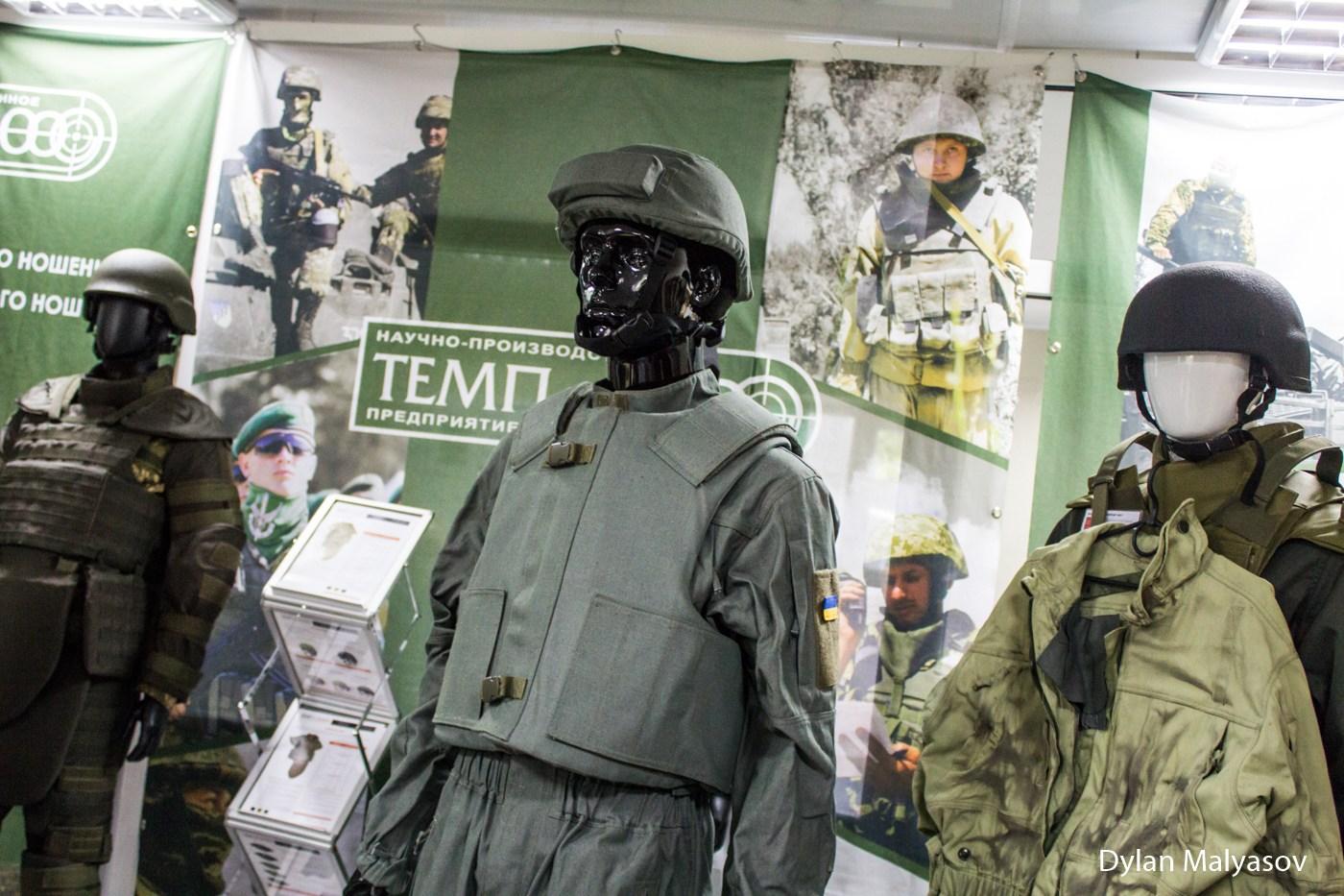 Як і де виробляються сучасні Українські бронежилети