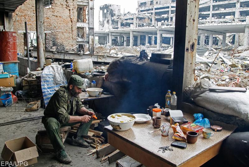 Війна на Донбасі: один із головних сценаріїв Путіна