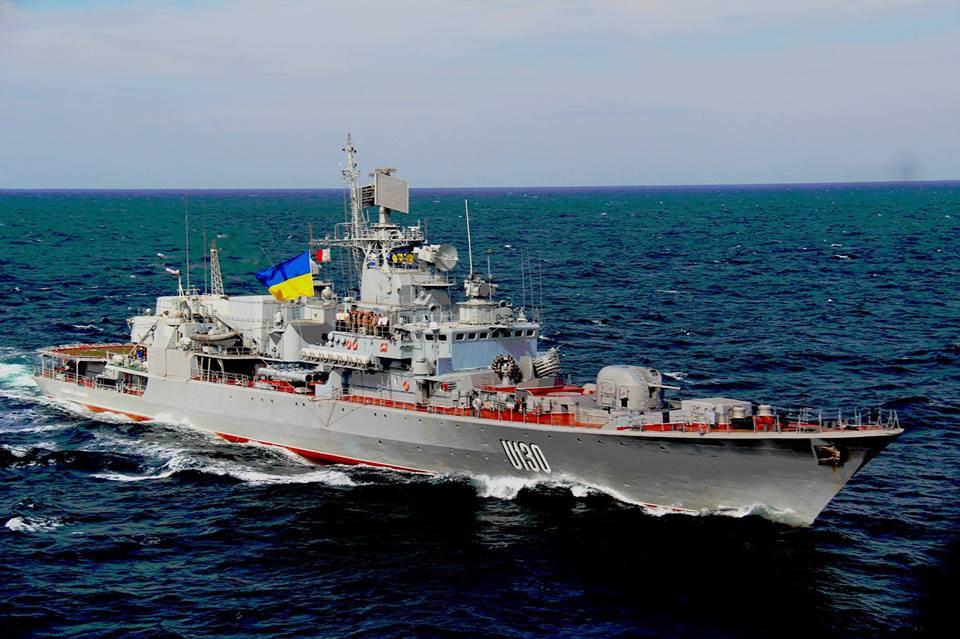 Гайдук: Флагману українських ВМС лишився рік життя