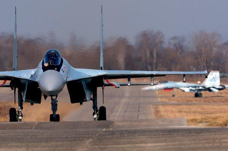 Сирійська кампанія виявила ряд недоліків новітнього російського винищувача Су-35