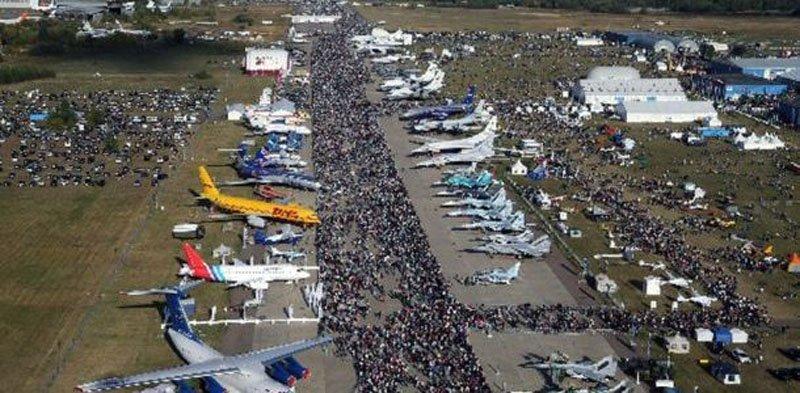 Українських компаній на МАКС-2017 не буде