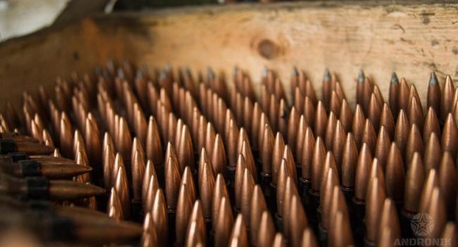 В Україні почали будувати власний завод з виробництва боєприпасів
