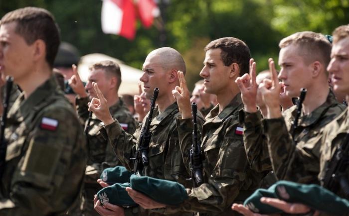Як поляки озброюють свою територіальну оборону
