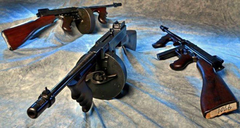 «Томмі-гани» допоможуть переозброїти американських поліцейських