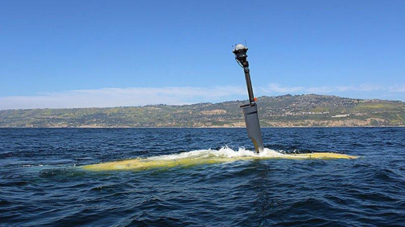 Boeing випустив підводного робота в океан