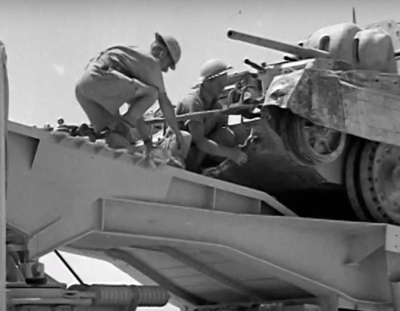 Швидка допомога для танка